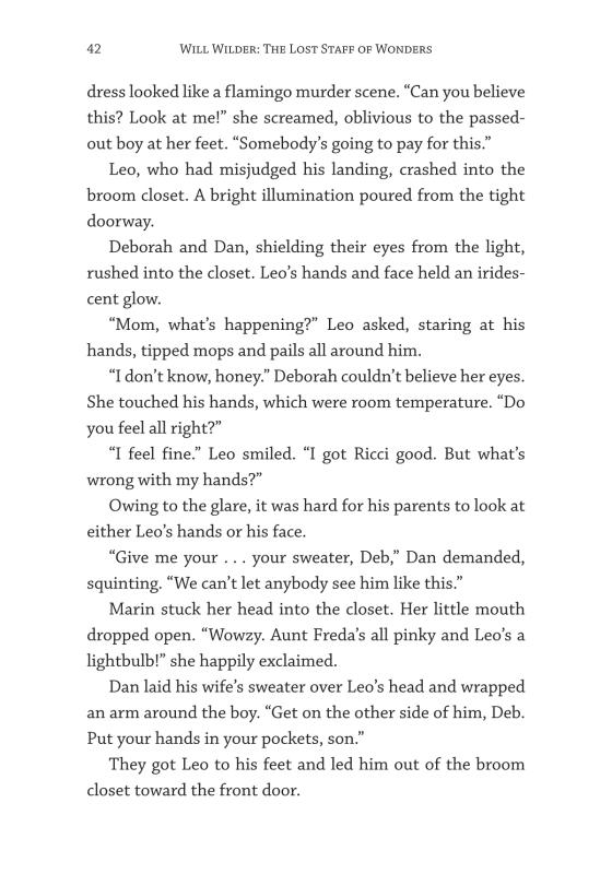 Will Wilder #2: The Lost Staff of Wonders | Penguin Random