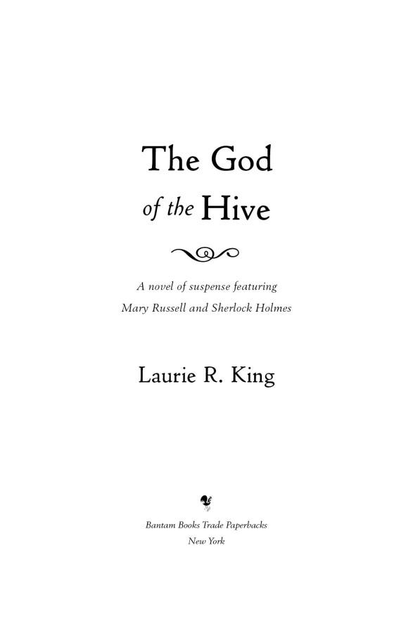 The God of the Hive - Penguin Random House Education