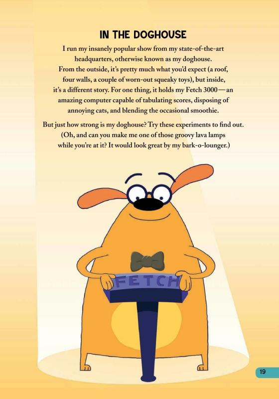 FETCH! with Ruff Ruffman: Ruff Ruffman's 44 Favorite Science