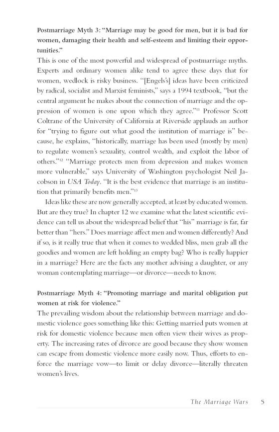 The Case for Marriage - Penguin Random House Education