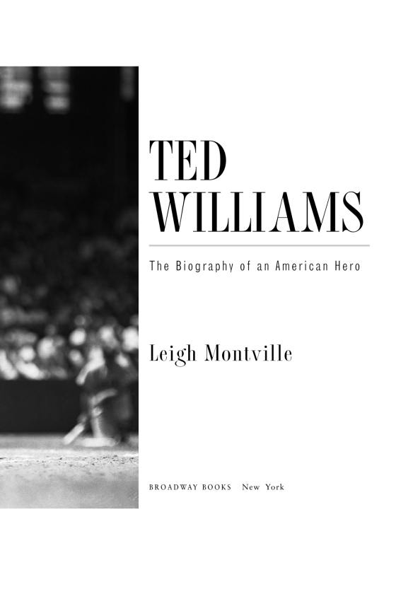 Ted Williams - Penguin Random House Retail