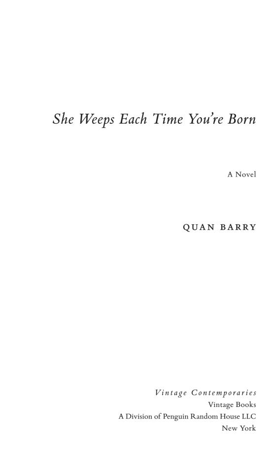 She Weeps Each Time Youre Born Penguin Random House Education