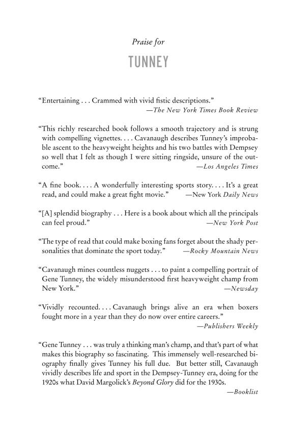 Tunney - Penguin Random House Retail