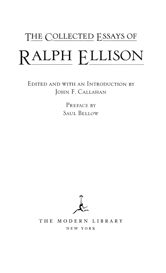 The Collected Essays Of Ralph Ellison  Penguin Random House  The Collected Essays Of Ralph Ellison  Penguin Random House International  Sales