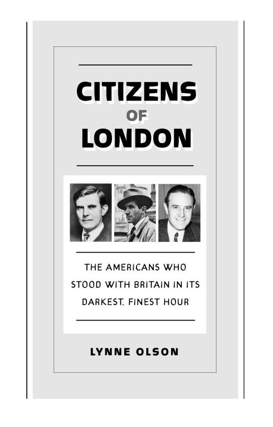 Citizens Of London Penguin Random House Retail