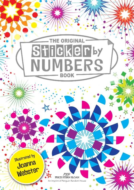 The Original Sticker By Numbers Book Penguin Random House