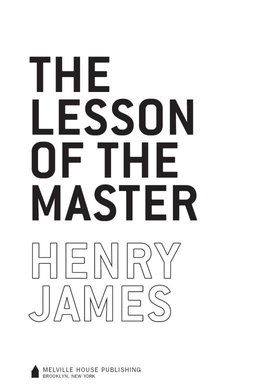 The Lesson Of The Master Penguin Random House Education