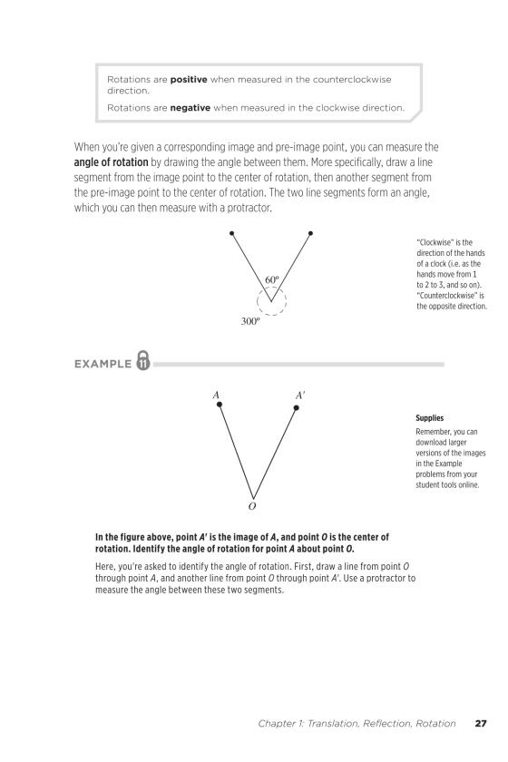 High School Geometry Unlocked - The Princeton Review   Random House