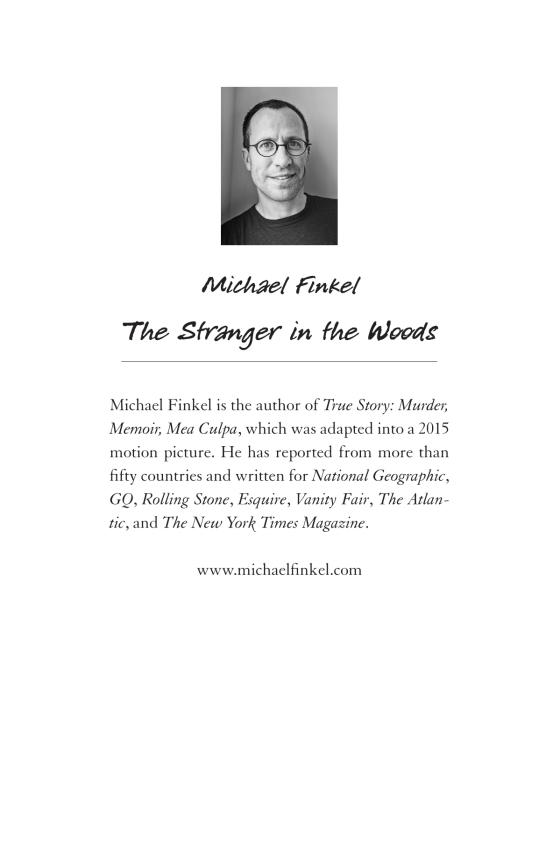 The Stranger In The Woods Penguin Random House International Sales