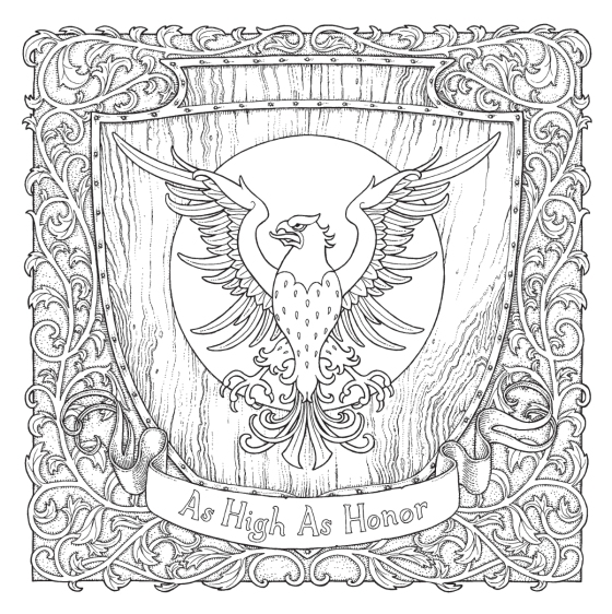 The Official A Game of Thrones Coloring Book - Penguin ...