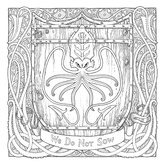 The Official A Game Of Thrones Coloring Book Penguin