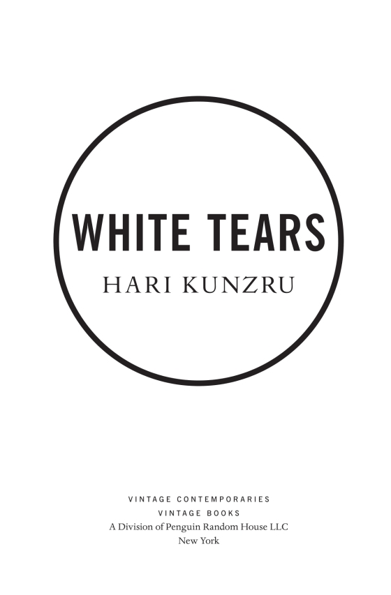White Tears Penguin Random House International Sales
