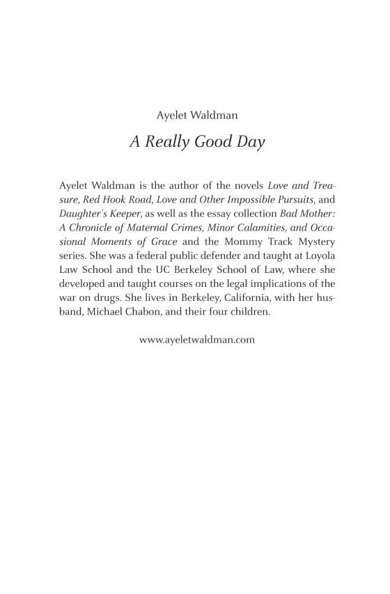 A Really Good Day - Penguin Random House Education