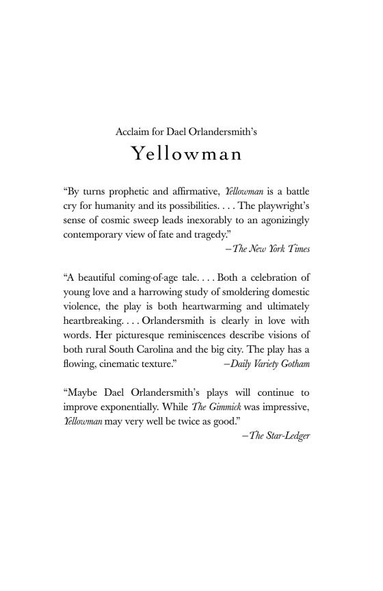 Yellowman | Penguin Random House International Sales