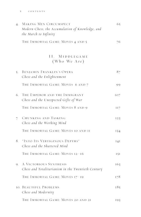 The Immortal Game - Penguin Random House Education