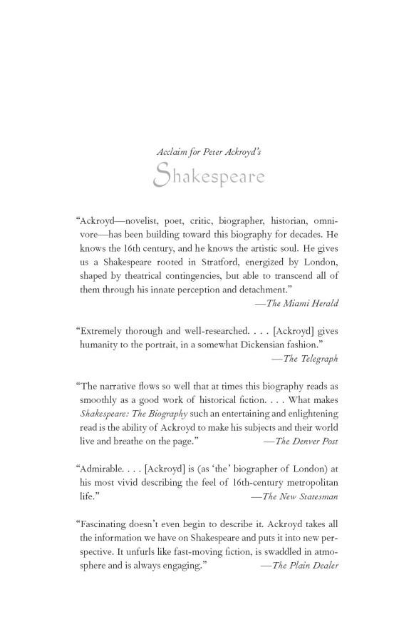 Shakespeare - Penguin Random House Education