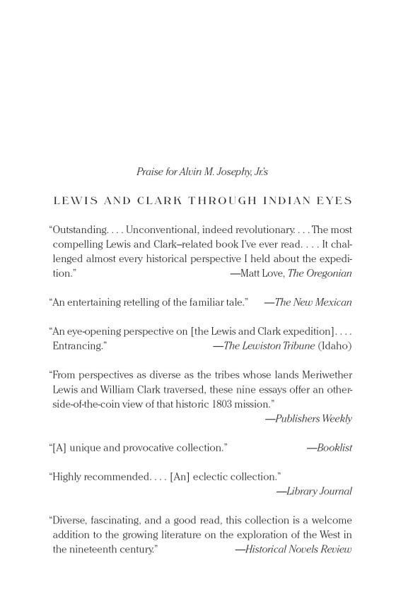 Lewis And Clark Through Indian Eyes  Penguin Random House Education