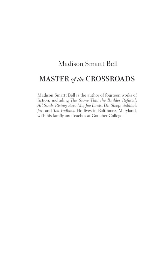 Master Of The Crossroads Penguin Random House Education