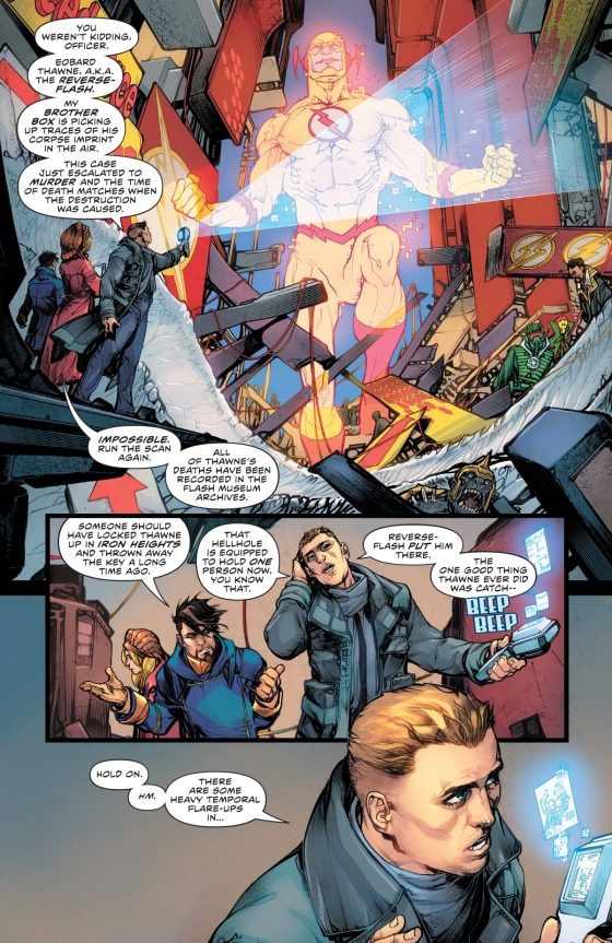 80fd28fac8d The Flash Vol. 8: Flash War | Penguin Random House International Sales