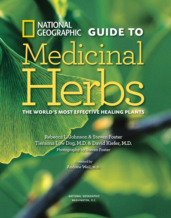 National Geographic Guide to Medicinal Herbs - Penguin