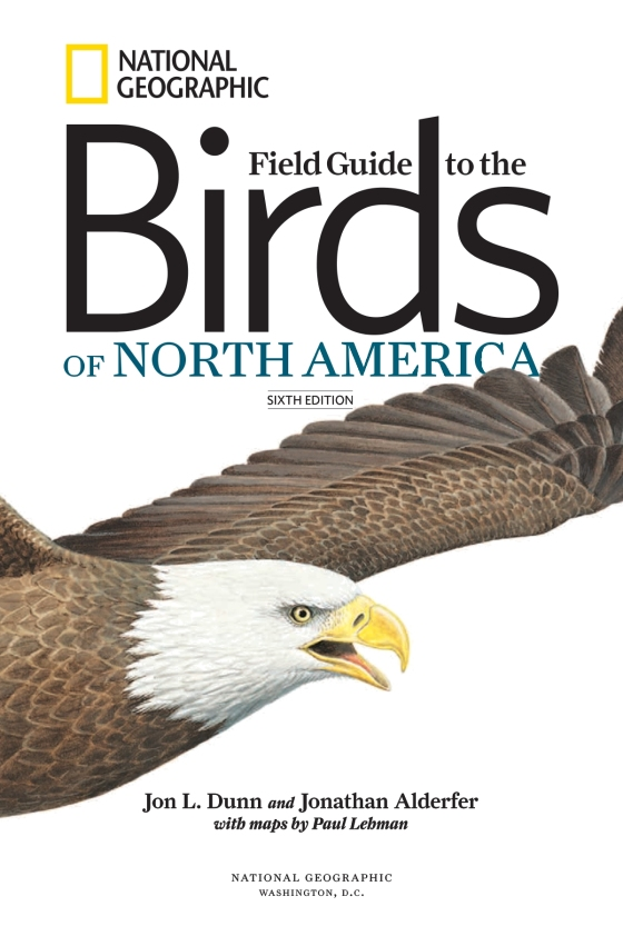 National Geographic Field Guide To The Birds Of North America Sixth