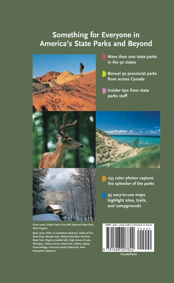 National Geographic Guide to State Parks of the United
