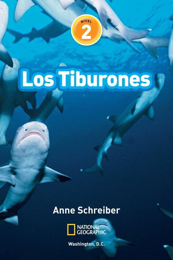 Los Tiburones National Geographic Readers Sharks