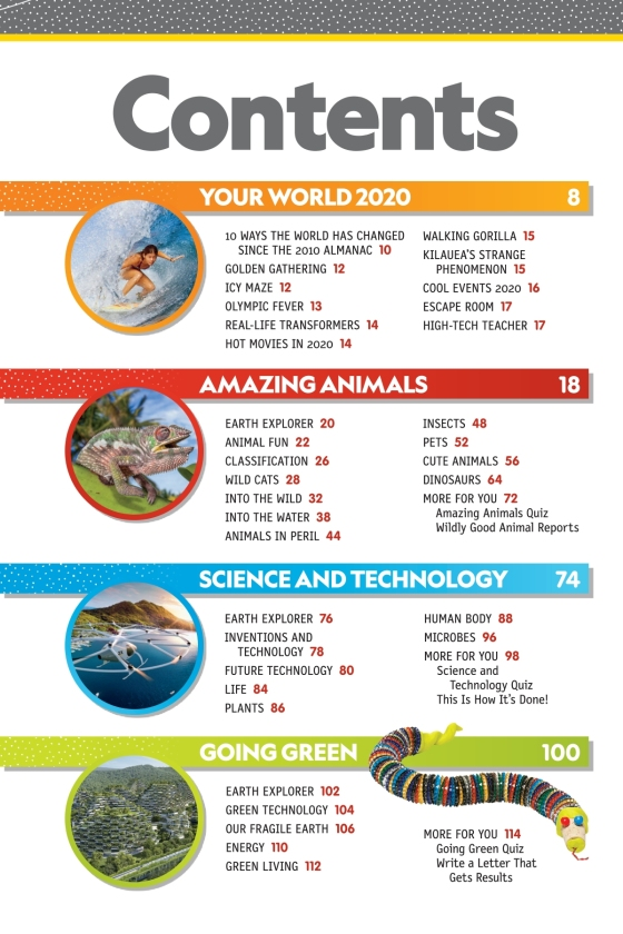 National Geographic Kids Almanac 2020 | Penguin Random House
