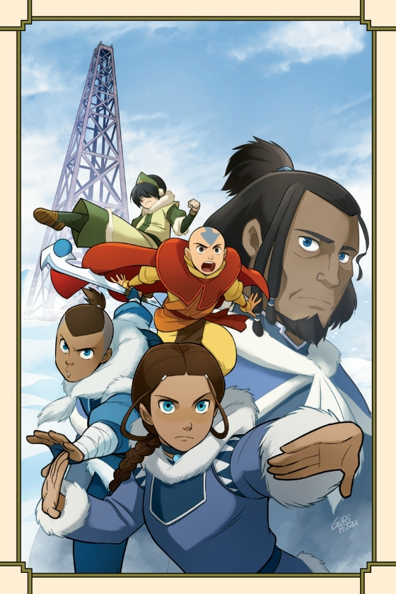 Avatar The Last Airbender North And South Part Two Penguin