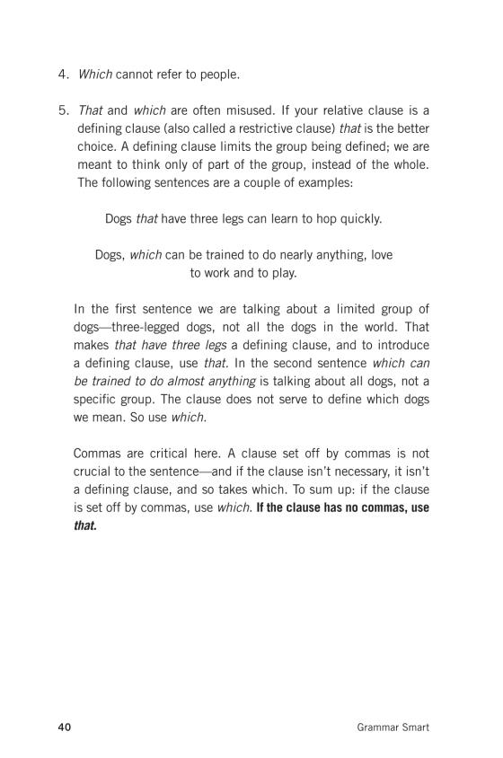 Grammar Smart, 4th Edition | Penguin Random House International Sales