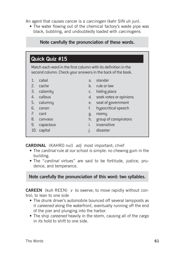 More Word Smart, 2nd Edition - The Princeton Review | Random