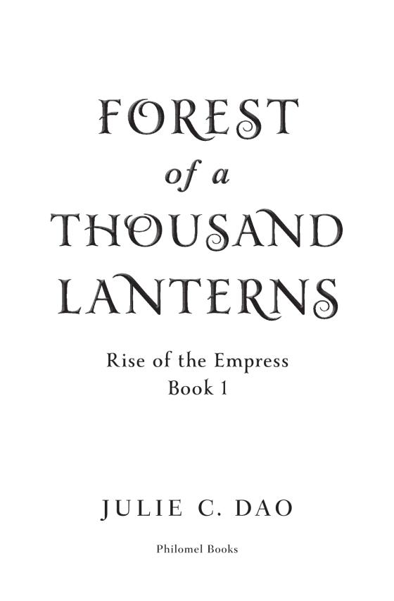 Forest Of A Thousand Lanterns Penguin Random House International Sales