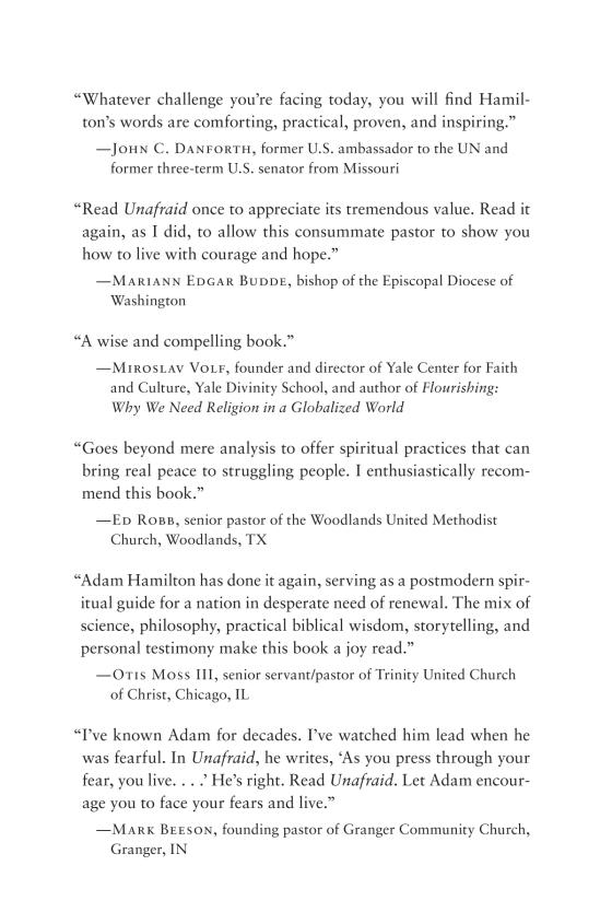 Unafraid - Penguin Random House Retail
