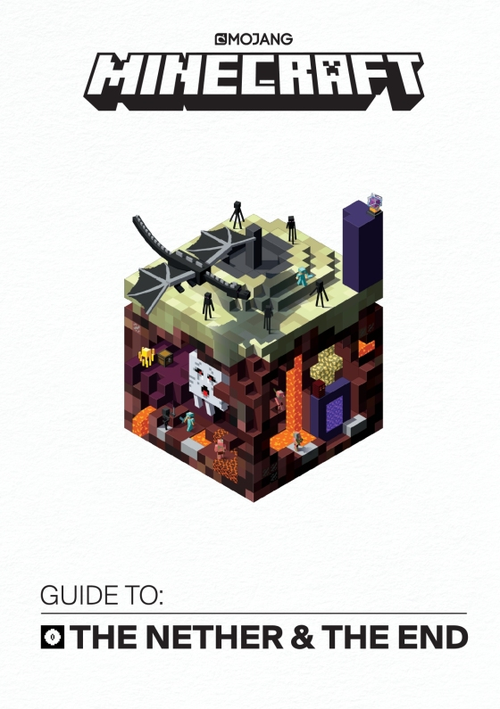 Minecraft: Guide to the Nether & the End | Penguin Random House
