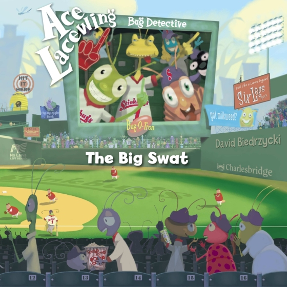 Ace Lacewing Bug Detective The Big Swat Penguin Random House