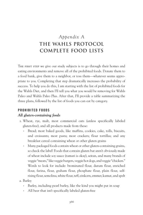 The Wahls Protocol - Penguin Random House Education