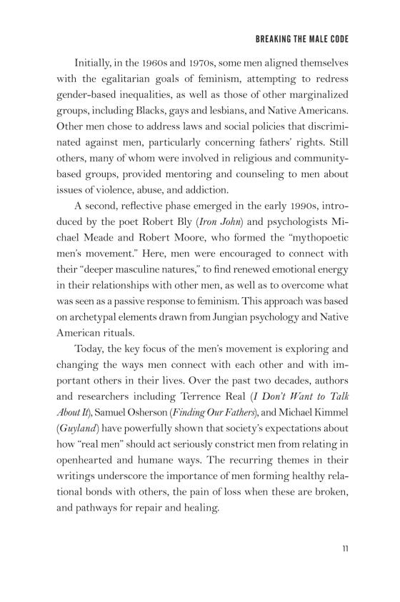 Breaking the Male Code - Penguin Random House Education