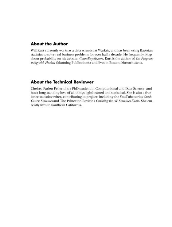 Bayesian Statistics the Fun Way - Penguin Random House Retail