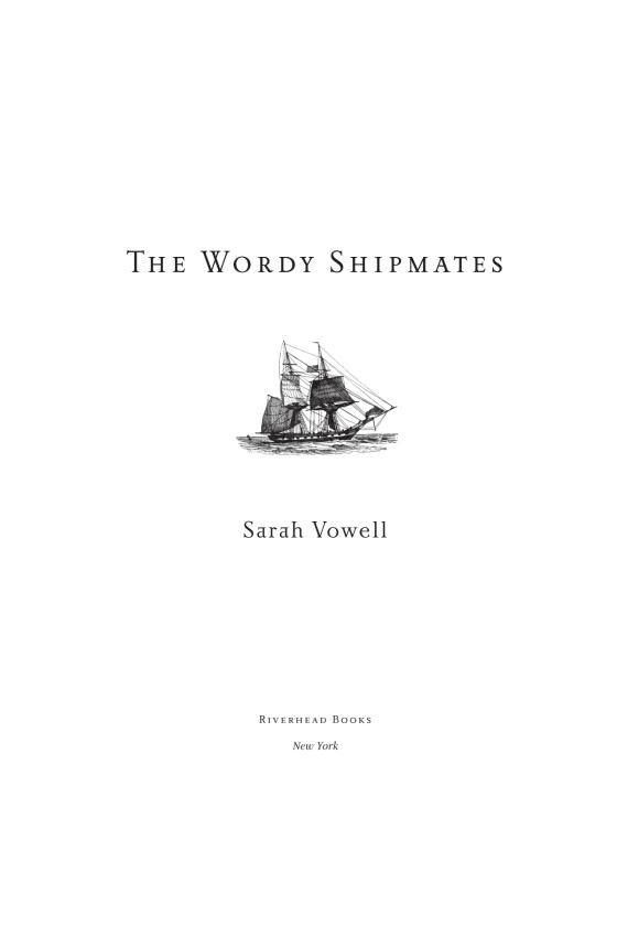 The Wordy Shipmates Penguin Random House Common Reads