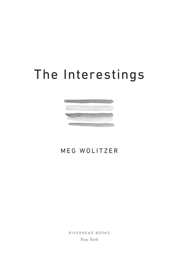 Meg Wolitzer The Interestings Trade Paperback