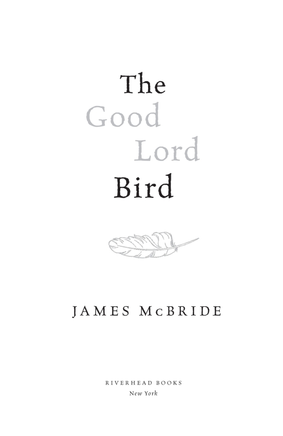 The Good Lord Bird Penguin Random House International Sales