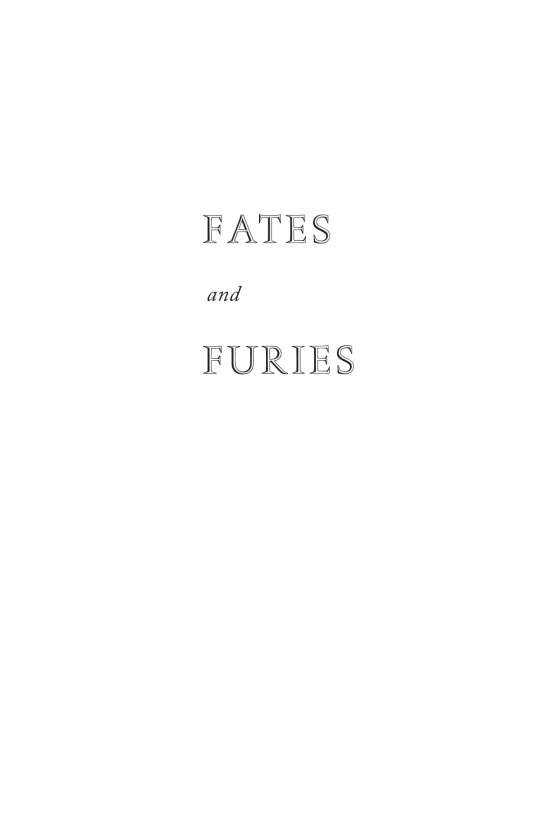 Fates And Furies Penguin Random House Education