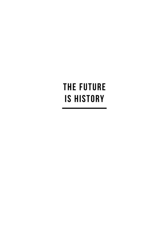The Future Is History - Penguin Random House Education