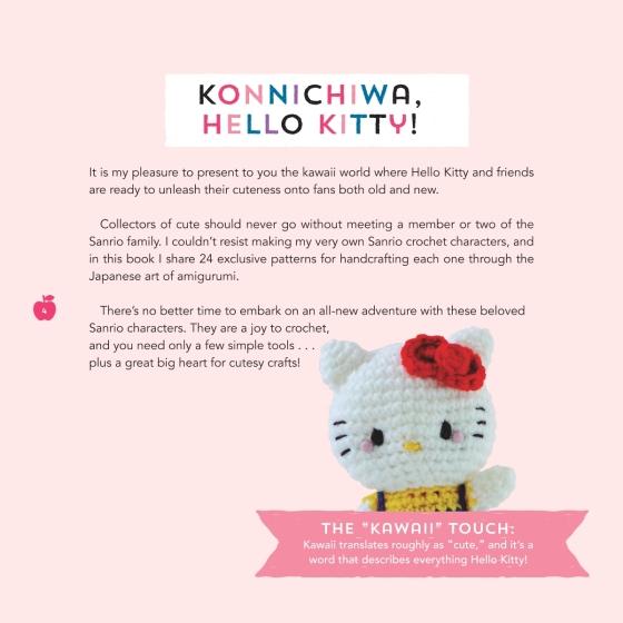 Hello Kitty Crochet: Supercute Amigurumi Patterns For Sanrio ...   560x560