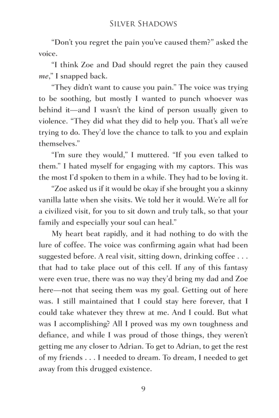 Richelle mead silver shadows trade paperback silvershadows by richellemead page 1 of 18 buy fandeluxe Gallery
