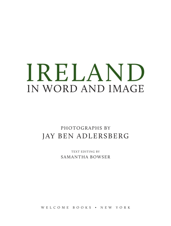 Ireland: In Word and Image - Penguin Random House Retail