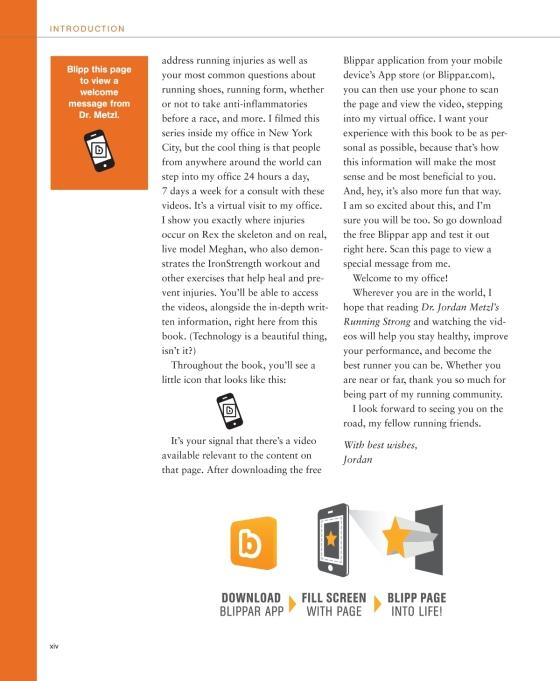 Dr  Jordan Metzl's Running Strong - Penguin Random House Retail