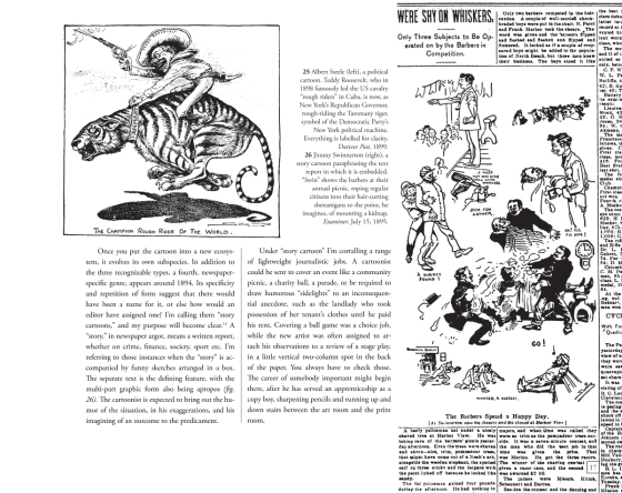 The Goat Getters Jack Johnson Fight Of Century And How A Bunch Raucous Cartoonists Reinvented Comics