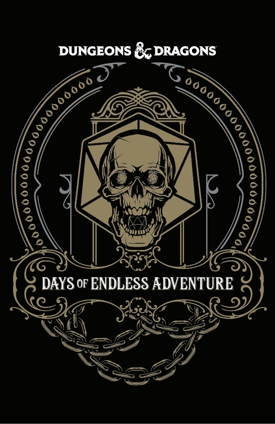 Dungeons & Dragons Days of Endless Adventure Publishers Books ...