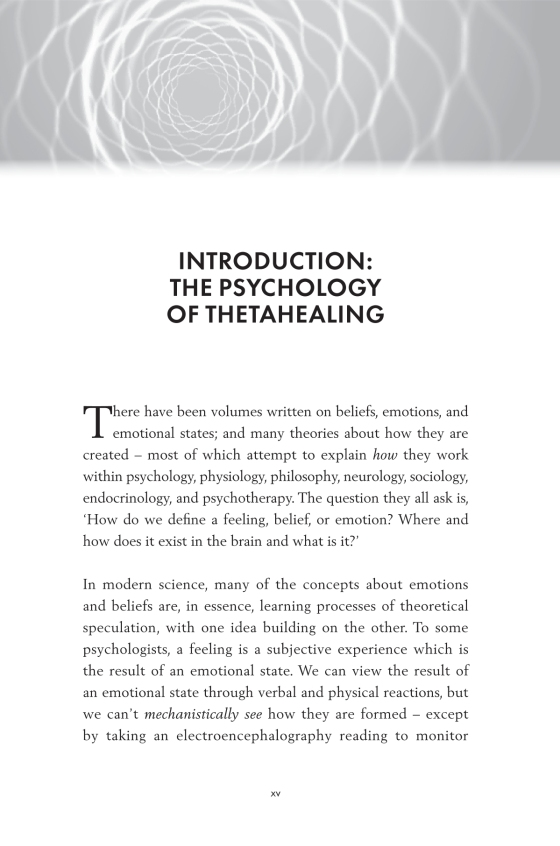 ThetaHealing®: Digging for Beliefs - Penguin Random House Retail